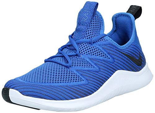Nike Free TR Ultra, Zapatillas de Deporte para Hombre, Multicolor (Game Royal/Light Bone/Deep Royal 000), 43 EU