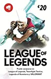 League of Legends €20 Tarjeta de regalo