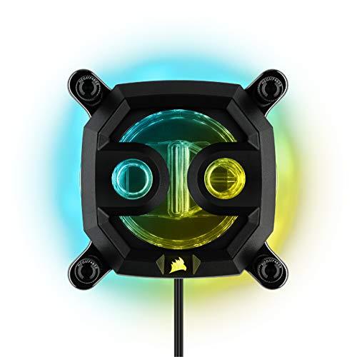 CORSAIR Hydro X Series XC9 RGB CPU-Wasserkühler (2066/sTRX4)- Schwarz