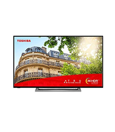 "Smart TV Toshiba 65UL3B63DG 65"" 4K Ultra HD DLED WiFi Black"
