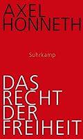 Honneth, A: Recht der Freiheit