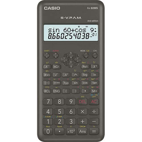 Casio rekenmachine FX-82MS
