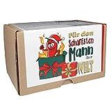 Regalo para hombres Set de cultivo de chile - Für den schärfsten Mann der Welt - idea divertida de regalo regalo de Navidad