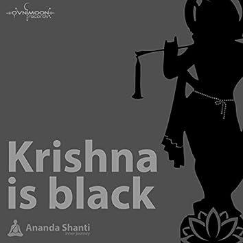 Krishna is Black