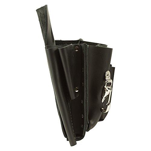 Klein Tools 5165 10 Pocket Tool Pouch Knife Snap