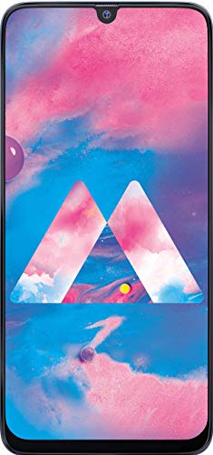Samsung Galaxy M30 (Gradation Blue, 5000mAh Battery, Super AMOLED Display, 4GB RAM, 64GB Storage)
