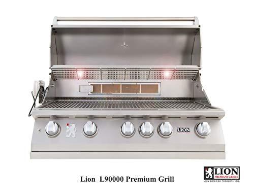 "Lion Premium Grills 90814 40"" Propane Grill"