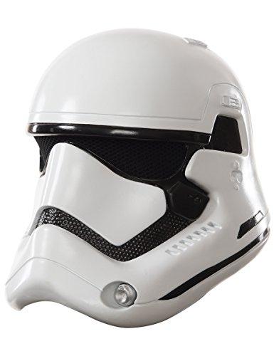les colis noirs lcn Masque Adulte Casque 2 pièces Stormtrooper Blanc - Star Wars VII - Taille - Taille Unique - 232447