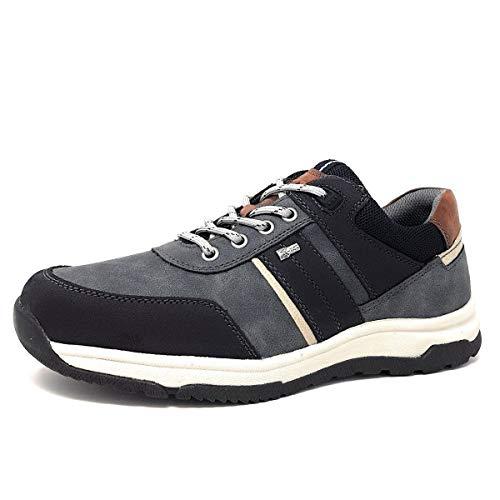 Gosch Shoes Herrenschuhe Schnürer Blau, Schuhgröße:EUR 42