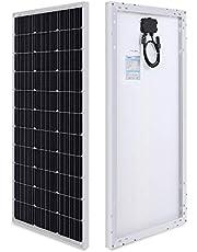 RENOGY 100W 単結晶 ソーラーパネル100W 太陽光発電【日本倉庫出荷 ソーラーパネル5年品質保証 メーカー販売】