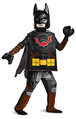 Disguise Batman LEGO Movie 2 Deluxe Boys' Costume