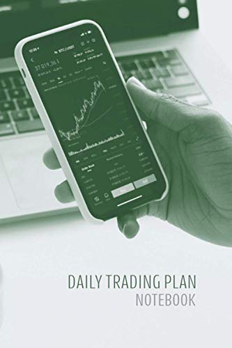 Daily Trading Plan Notebook: Green Tone Trading Journal