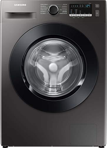 Samsung WW70T4042CX/EG Waschmaschine , 7 kg , 1400 U/min , Inox , Hygiene-Dampfprogramm , Digital Inverter Motor