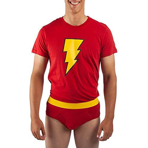 DC Comics Shazam Underoos-Medium