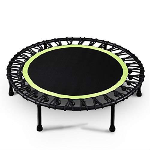 YAN Ronde trampoline voor kinderen Indoor Outdoor gebruik, Trampoline Combo Jumping Trampoline Fitness voor peuters, kinderen en volwassenen, Springmat
