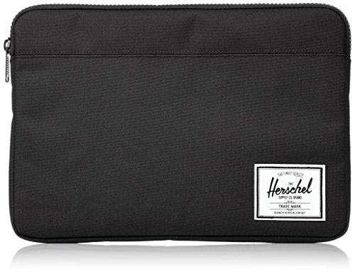 Herschel Anchor Sleeve für 33 cm (13 Zoll) MacBook schwarz