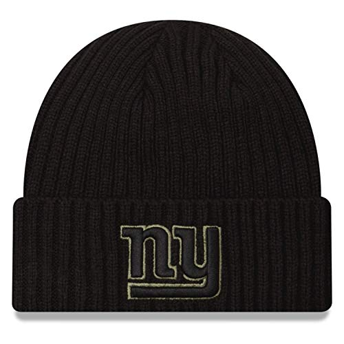 New Era Salute to Service Wintermütze - New York Giants