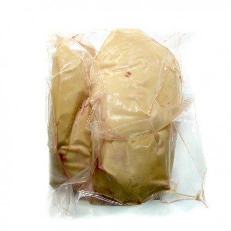 Lobe de foie gras doie cru déveiné, 780gr