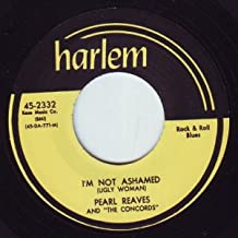 you can't stay here (step it up & go) / i'm not ashamed 45 rpm single