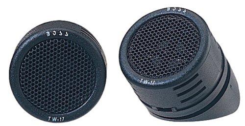 Pair Boss Tw17b 200w Micro Dome Tweeters 200 Watt