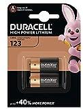 Duracell CR123-C2 - Pilas de Litio para fotografía (2 Unidades)