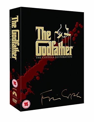 Godfather Trilogy Remastered [Reino Unido] [DVD]