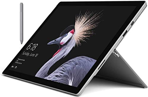 Microsoft Surface Pro LTE (Intel Core i5, 8GB RAM, 256GB) Newest Version with Microsoft Surface Pen (Platinum)
