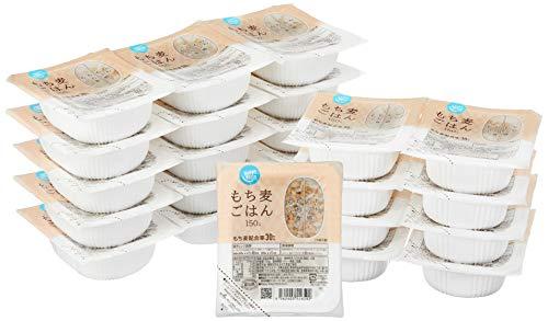 [Amazonブランド] Happy Belly パックご飯 もち麦ごはん 150g×24個