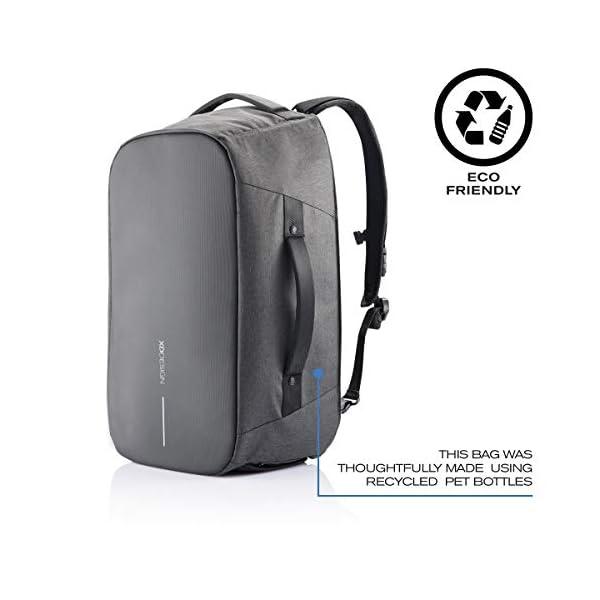 "4185CahaPxL. SS600  - XDDesign Swiss Peak 17"" Outdoor Laptop Rucksack, Schwarz - Luggage- Footlocker Unisex"
