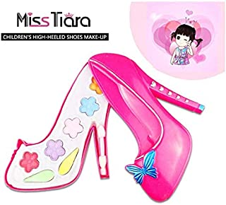 Misstiara - All in One Glam Makeup Toy Set Perfect Starter Cosmetic Set for Kids and Princess. Includes Case, Eye Shadow, ...