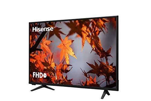 "Hisense H32A5100 - TV Hisense 32"" Full HD, Motion Picture Enhancer, Clean View, Dvb-T2 + S2, USB Media, Hdmi, Natural Color Enhancer, Clear Sound, Negro miniatura"