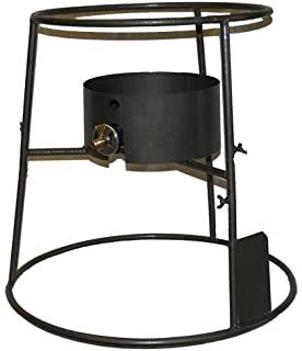 Cajun Classic 15-Gallon Jambalaya Pot Stand with Propane Gas Burner - GL10443-15 GL611