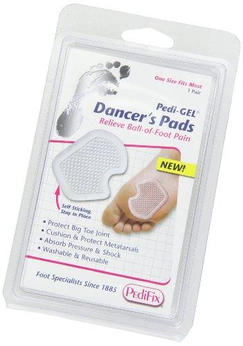 PediFix Pedi-gel Dancer's Pads, 2-Count