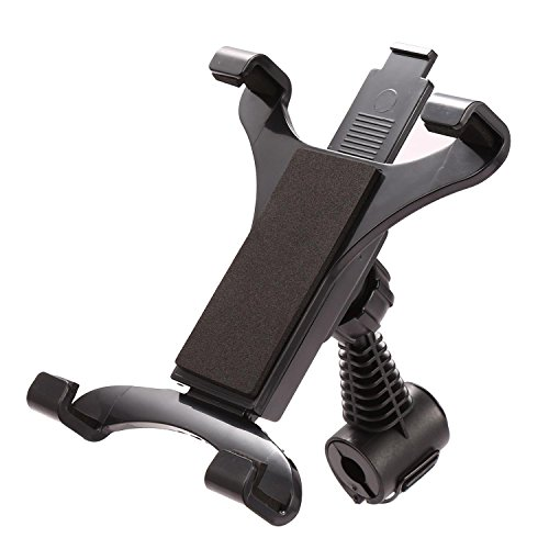 Erholi 360 Rotation Adjustable Car Backrest Headrest Mount Holder For iPad Tabl Wrist Watches