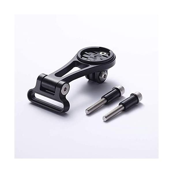 Road Bikes TedKat Wahoo Mount, Out Front Combo Bike Mount for Wahoo Elemnt,Wahoo Elemnt Bolt, Wahoo Elemnt Mini, and Camera (Adjustable Wahoo Mount) [tag]