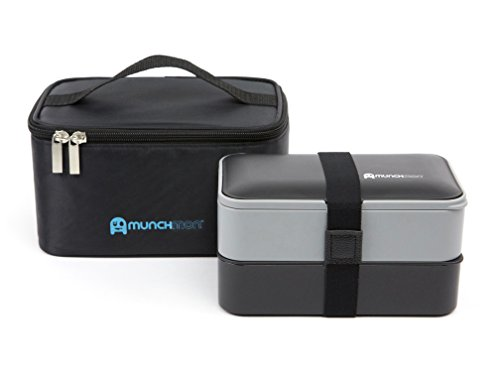 Munchmon Leakproof All-In-One Stackable Bento Box