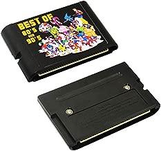 196 in 1 Vintage Retro SEGA GENESIS Mega Drive 16 bit Multi Game Cartridge