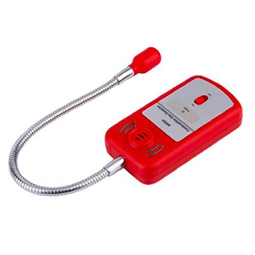 BYFRI Brennbare Gas-prüfgeräte Meter Finder Tester Naturgas Erdgas Alarm