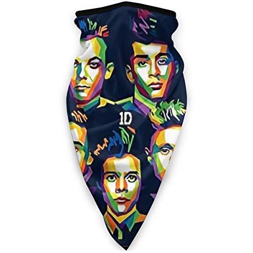 Nother One Direction Outdoor Face Mund Maske Winddicht Maske Skimaske Shield Schal...