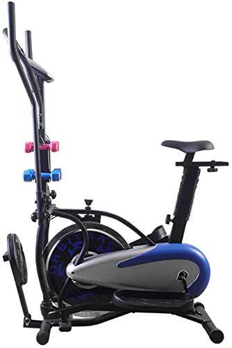 ZHENG Bicicletas Estáticas Máquina De Fitness Elíptica Bi