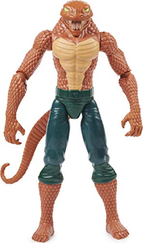 DC Comics BATMAN 12-inch COPPERHEAD Action Figure, for Kids Aged 3 and up