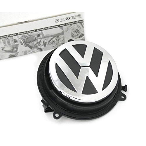 Original VW Betätigung Heckklappe Öffner hinten Mikroschalter Emblem chrom 3C5827469D ULM