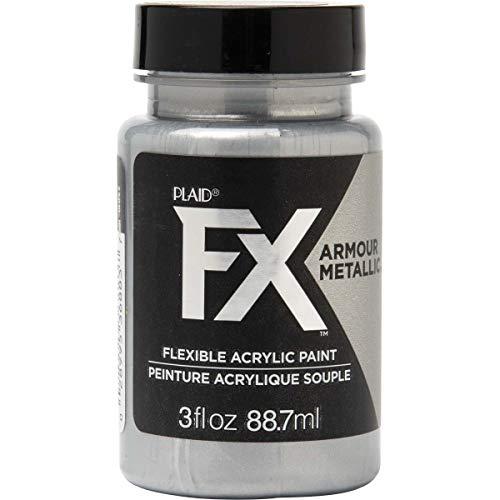 PlaidFX 36892 - Pittura acrilica Armour Metal Flexible Corona.