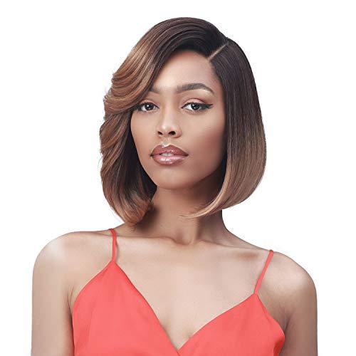 "Bobbi Boss HD Lace Front Wig 4.5"" Deep Lace Part MLF543 Latitia (99J)"