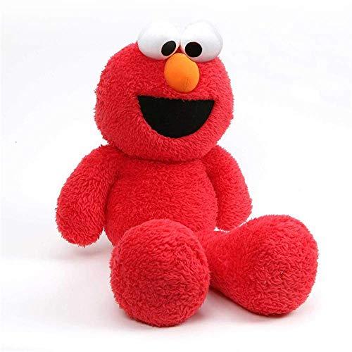 "GUND Fuzzy Buddy Elmo Plush, 27"""