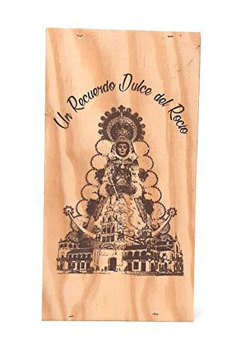 Virgen del Rocio - Membrillo El Quijote - Caja de Madera - 400g