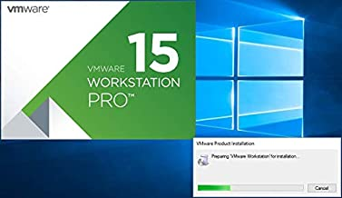 VMWARE WORKSTATION PROFESSIONAL 15 - NEW DISC -2019 SOFTWARE FOR WIN