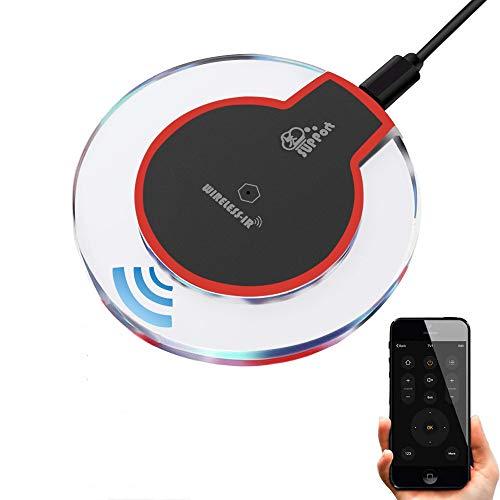 EACHEN IR-Kontroll-Hub WLAN (2,4 GHz) fähige Infrarot-Fernbedienung für Klimaanlage TV DVD mit Tuya Smart Life APP Kompatibel mit Alexa Google Home IFTTT (IR-DC6)