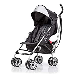 Summer Infant 3Dlite Convenience Stroller,double umbrella stroller