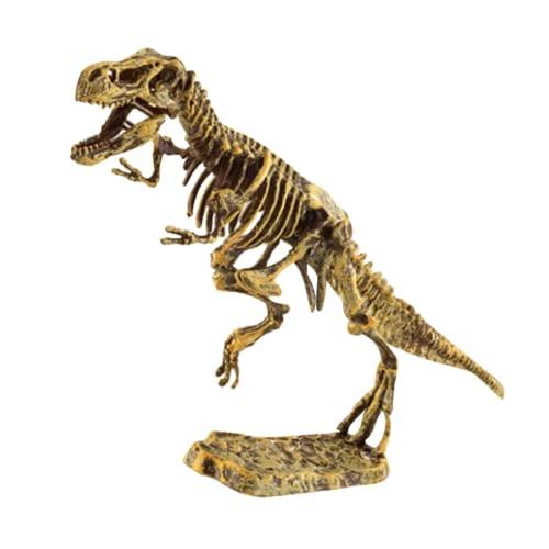 Esqueleto De Dinosaurio, Modelo De Dinosaurio De Juguete, Modelo De Esqueleto De Dinosaurio, Kit De Excavación De Fósiles De Dinosaurio, Modelo De Alta Simulación Para Niños De 7 A(tiranosaurio)